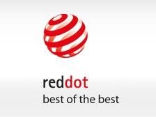 Logo Red dot best of
